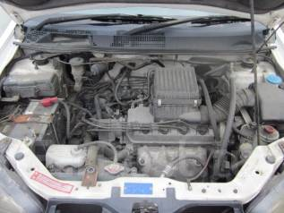 Рамка радиатора. Honda HR-V, GH1, GH4, GH2, GH3 Двигатель D16A