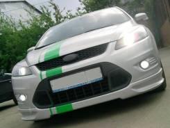 Обвес кузова аэродинамический. Ford Focus