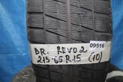 Bridgestone Blizzak Revo2. Всесезонные, 2010 год, износ: 30%, 4 шт