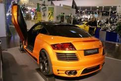 Обвес кузова аэродинамический. Audi TT