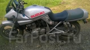Suzuki GSX 250. 250 куб. см., исправен, птс, с пробегом