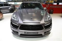 Капот. Porsche Cayenne