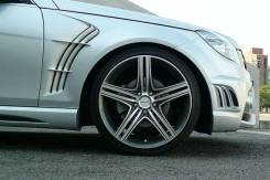 Накладка на крыло. Mercedes-Benz C-Class, W204