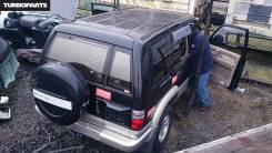 Дверь багажника. Isuzu Bighorn, UBS25GW, UBS73GW, UBS73DW, UBS26DW, UBS25DW, UBS26GW, UBS69GW, UBS69DW Двигатели: 4JX1, 6VD1, 6VE1, 4JX1 DD