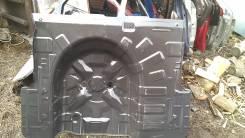 Панель пола багажника. Hyundai Solaris