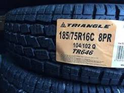 Triangle Group TR646. Всесезонные, 2016 год, без износа, 1 шт