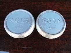 """Пара центральных колпачков на литые диски «AQUA». Диаметр Диаметр: 16"""", 2 шт."""