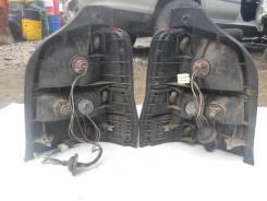 Накладка на фару. Mazda Demio, 3