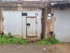 Гаражи капитальные. Зои Космодемьянской ул. 14, р-н Чуркин, 19 кв.м., электричество, подвал. Вид снаружи