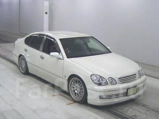 Обвес кузова аэродинамический. Toyota Aristo