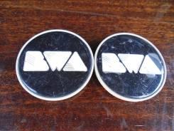 """Пара центральных колпачков на литые диски «BWA». Диаметр Диаметр: 16"""", 2 шт."""
