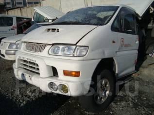 Фара. Mitsubishi Delica, PE8W Двигатель 4M40