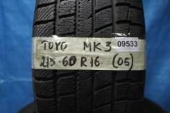 Toyo Winter Tranpath MK3. Всесезонные, 2005 год, износ: 30%, 4 шт