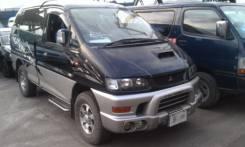 Привод. Mitsubishi Delica, PE8W Двигатель 4M40