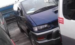Дверь боковая. Mitsubishi Delica, PD8W Двигатель 4M40