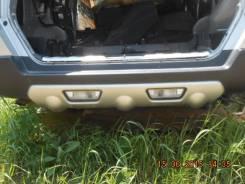 Накладка на бампер. Nissan X-Trail, T31