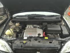 Дефлектор радиатора. Toyota Harrier, MCU10W Двигатель 1MZFE