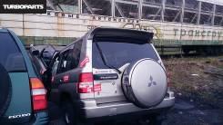 Дверь багажника. Mitsubishi Pajero iO, H67W, H77W, H76W, H66W, H61W, H72W, H62W, H71W Двигатели: 4G94, 4G93