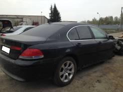 BMW 7-Series. ПТС 2001г. Черный Кузов E65, Мотор 4,4л.
