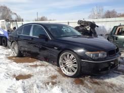 BMW 7-Series. E65, N62B44