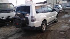 Дверь багажника. Mitsubishi Pajero, V83W, V93W, V88W, V97W, V98W, V87W Двигатели: 4M41, 6G75, 6G72