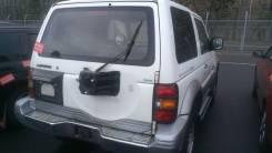 Дверь багажника. Mitsubishi Pajero, V24V, V24WG, V26WG, V47WG, V26C, V25C, V24C, V23C, V43W, V44W, V45W, V46W, V14V, V26W, V25W, V34V, V24W, V23W, V21...