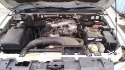 Радиатор охлаждения двигателя. Mitsubishi Pajero, V83W, V93W, V88W, V97W, V98W, V87W Двигатели: 4M41, 6G75, 6G72