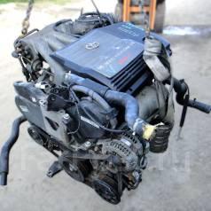 Двигатель в сборе. Toyota: Avalon, Sienna, Harrier, Camry, Highlander, Kluger V, Estima, Alphard Lexus ES300 Lexus RX300 Двигатель 1MZFE