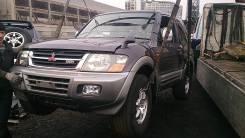 Зеркало заднего вида на крыло. Mitsubishi Pajero, V63W, V73W, V65W, V75W, V78W, V77W, V68W Двигатели: 6G74 GDI, 4M41 DI, 6G75, 6G72, 4M41DI