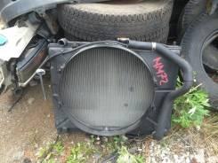 Радиатор охлаждения двигателя. Mitsubishi Pajero, V63W, V73W, V65W, V75W, V78W, V77W, V68W Двигатель 6G74GDI