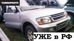 Автоматическая коробка переключения передач. Mitsubishi Pajero, V65W, V65 Двигатель 6G74