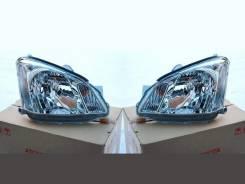 Фара. Toyota Premio, ZZT240, NZT240, AZT240, ZZT245 Двигатели: 1AZFSE, 1NZFE, 1ZZFE