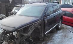 Дверь боковая. Volkswagen Touareg, 7L Двигатель BAC