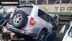 Дверь багажника. Mitsubishi Pajero, V63W, V73W, V65W, V75W, V78W, V77W, V68W Двигатели: 6G74, 4M41, 6G75, 6G72