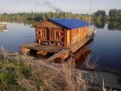 Плавучая база отдыха