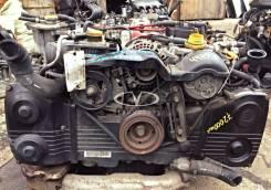 Двигатель в сборе. Subaru Legacy, BG5 Двигатели: EJ20H, EJ20