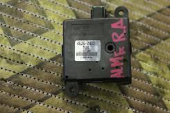 Мотор заслонки отопителя. Nissan Almera Classic