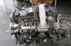 Двигатель. Toyota Hiace Regius, KCH46W Двигатель 1KZTE