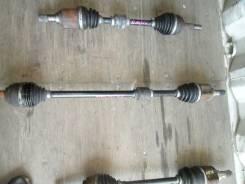 Привод. Nissan Tiida, C11 Двигатель HR15DE