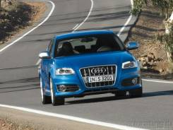 Трапеция дворников. Audi A3, 8P1 Двигатель BGU