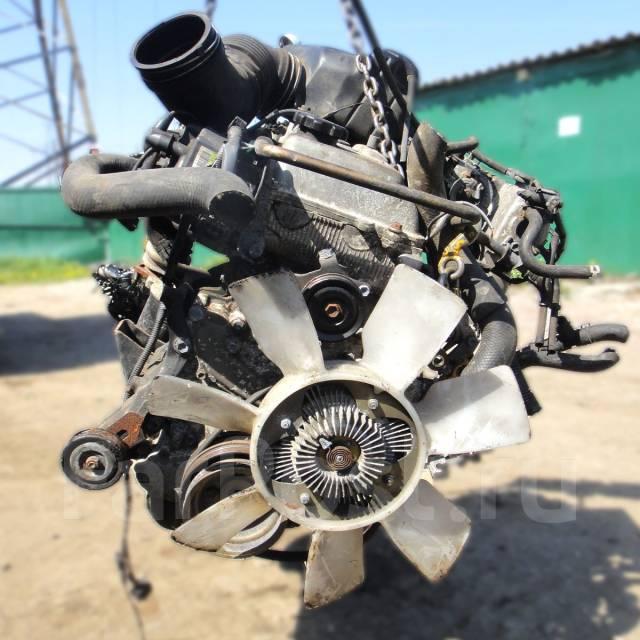 Контрактный б/у двигатель 3RZ-FE на Toyota