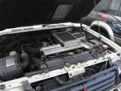 Радиатор охлаждения двигателя. Mitsubishi Pajero, V24V, V24WG, V26WG, V47WG, V26C, V25C, V24C, V23C, V43W, V44W, V45W, V46W, V14V, V26W, V25W, V34V, V...