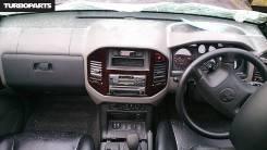Блок управления климат-контролем. Mitsubishi Pajero, V63W, V73W, V65W, V75W, V78W, V77W, V68W Двигатели: 6G74, 4M41, 6G75, 6G72