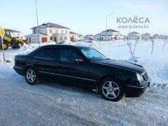 Стекло боковое. Mercedes-Benz E-Class, 210 Двигатель 612