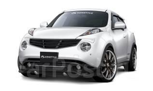 Обвес кузова аэродинамический. Nissan Juke, F15, F15E. Под заказ