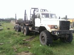 Краз 255. Продам лесовоз КРАЗ-255, 14 860куб. см., 15 000кг., 6x6