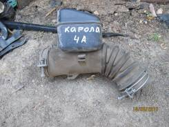 Патрубок воздухозаборника. Toyota Corolla Spacio, AE111N Двигатель 4AFE