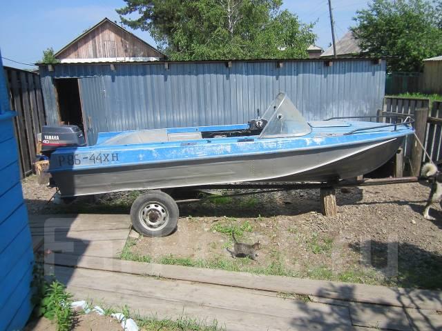 продам лодок казанка 5