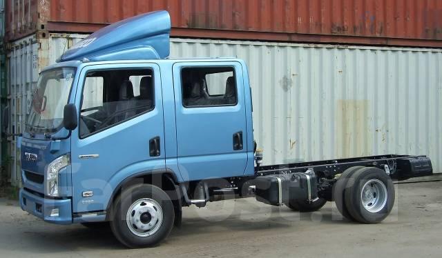 Naveco C300. Naveco - новый двухкабинник на дорогах России от официального дилера., 2 798 куб. см., 3 400 кг. Под заказ