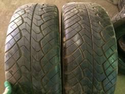 Dunlop Grandtrek PT1. Летние, 2000 год, износ: 20%, 2 шт
